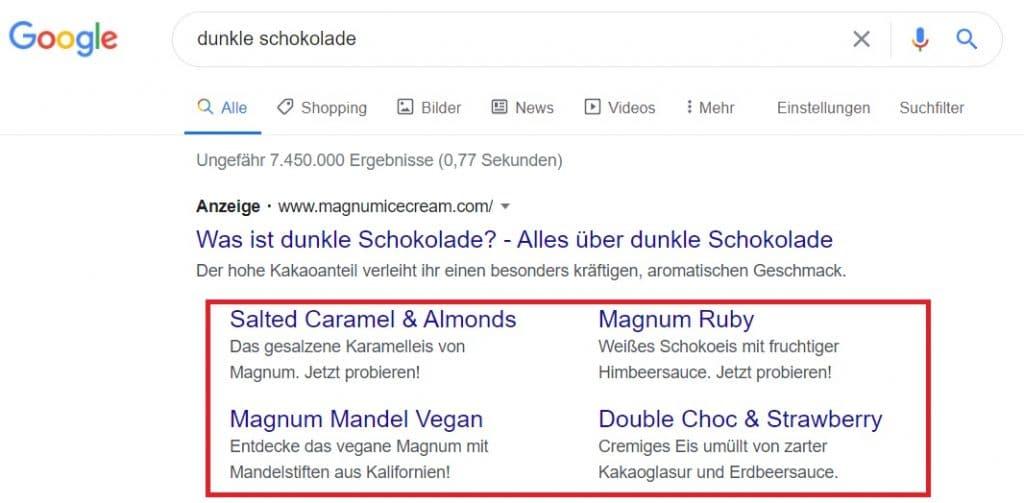 google-ads-sitelinks-beispiel