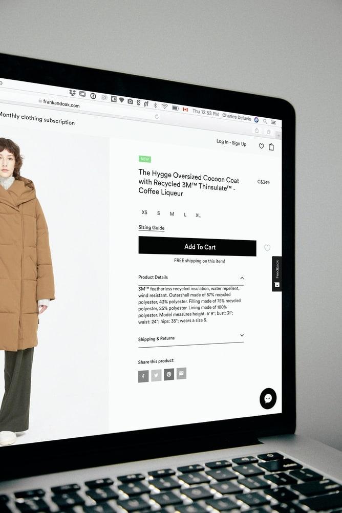 Google Free Listings für Shopping