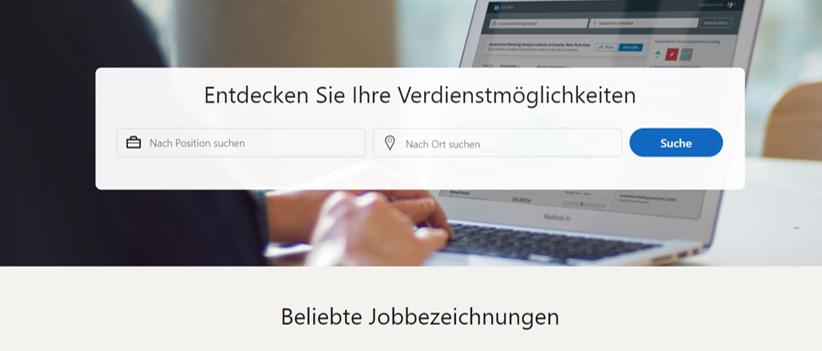 LinkedIn Salery