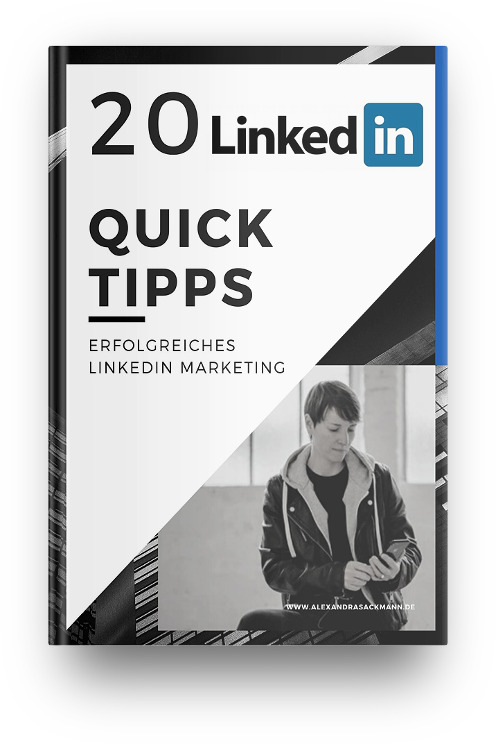 erflogreiches linkedin marketing - 20 Quick Tipps
